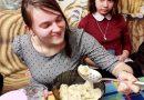 Дружный пельменник православной молодёжи