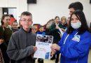 В молодёжном отделе Кемеровской епархии состоялся исторический квест «1944. Дети Победы»