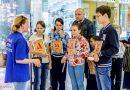 В Новокузнецке прошло общегородское мероприятие в честь Дня православной книги