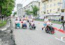 Забег ЕВРАЗа «Дай пять!» состоялся в Новокузнецке
