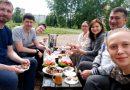 В Кемерове состоялся фестиваль троицких игр «Зелёное воскресенье»