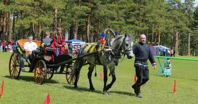 """Православную молодёжь Кузбасса приглашают на туристический слёт """"Спас под соснами"""""""