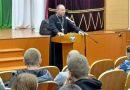 Руководитель отдела по молодёжной работе Мариинской епархии встретился с юргинскими студентами