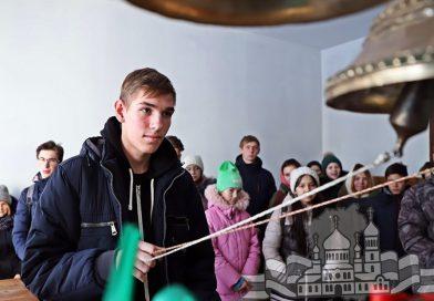 Представители православных молодёжных организаций Кемерова посетили духовную школу Кузбасса