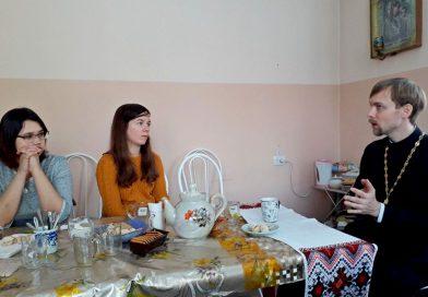 Православная молодёжь Новокузнецка побеседовала на тему компьютерной зависимости