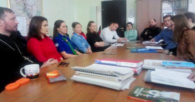 Руководители православных молодёжных организаций Кемерова подвели итоги уходящего года и наметили планы на будущее