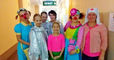 Православные волонтёры Кемерова подготовили и провели Рождественские концерты