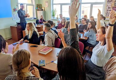 Брейн-ринг между православными молодёжными клубами Кемерова