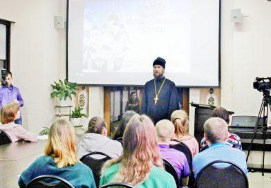 Православная молодёжь Междуреченска явила «Свет миру»